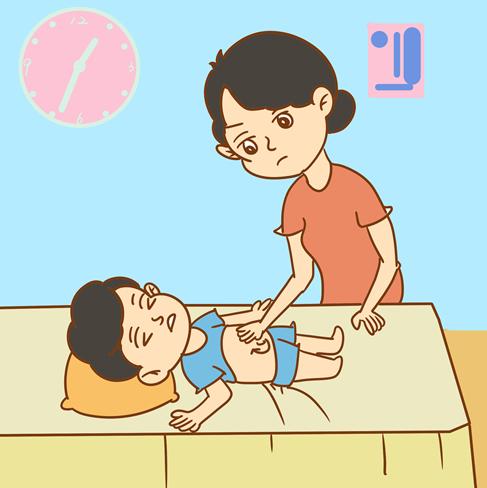 宝宝腹泻呕吐怎么回事?宝宝反复拉稀怎么办?