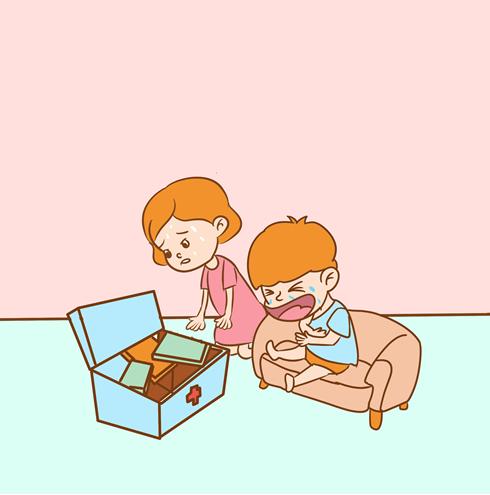 孩子腹部胀气怎么办?这个方法就不错
