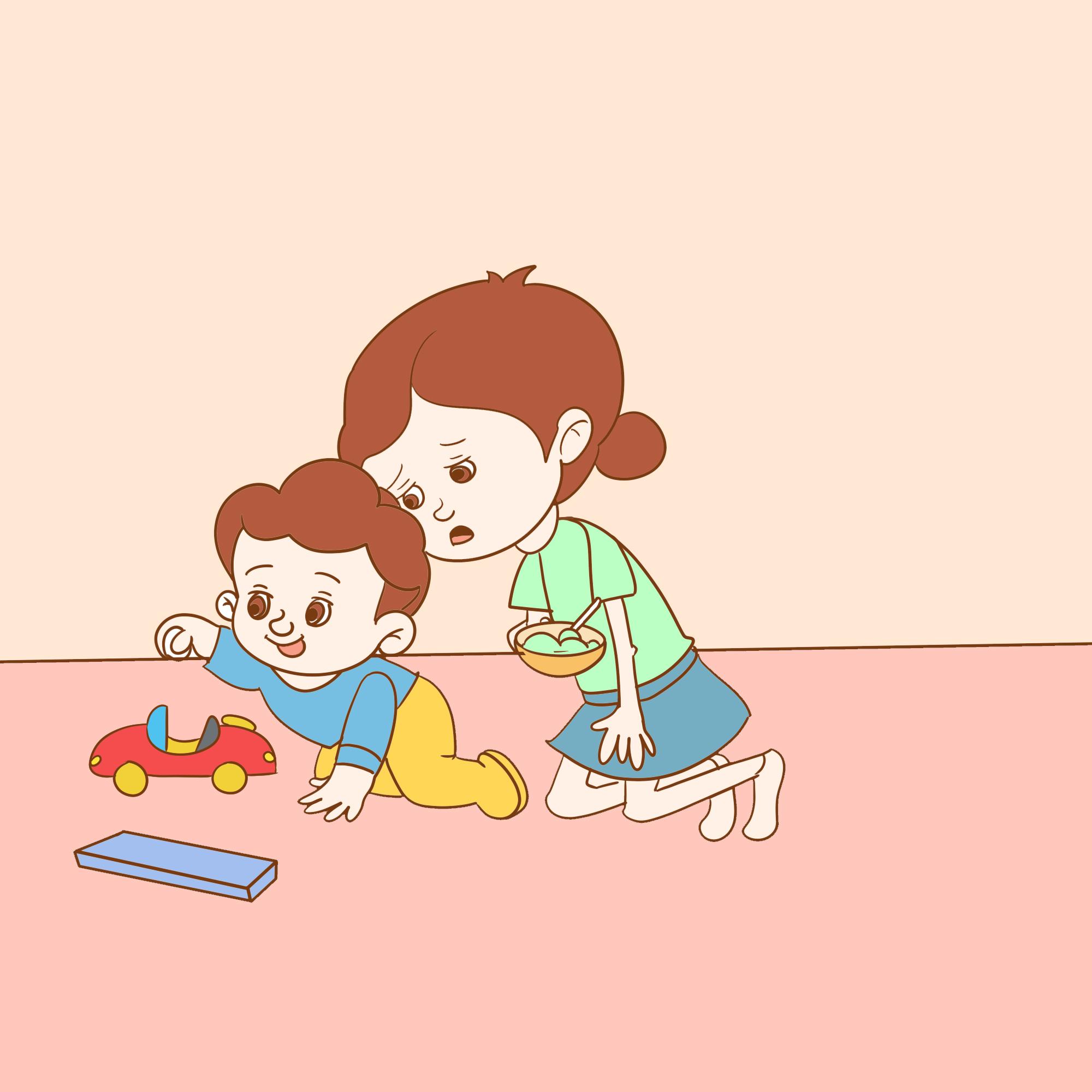 宝宝积食怎么处理?4个方法,照着做就可以!