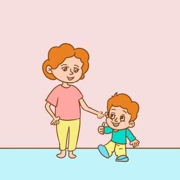 宝宝肚子里有胀气怎么办?改善症状,可以这样做