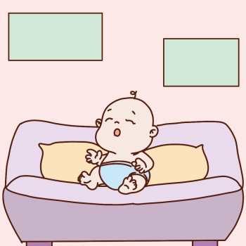 七个月宝宝肚子胀怎么办?这么做效果好