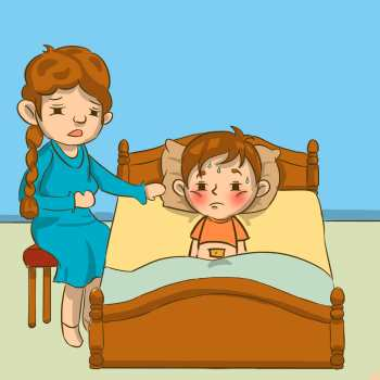 小孩子着凉会不会发烧?宝宝着凉拉肚子怎么办?