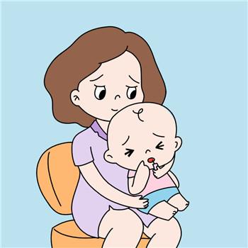 四个月小孩腹泻怎么办?家长们看过来