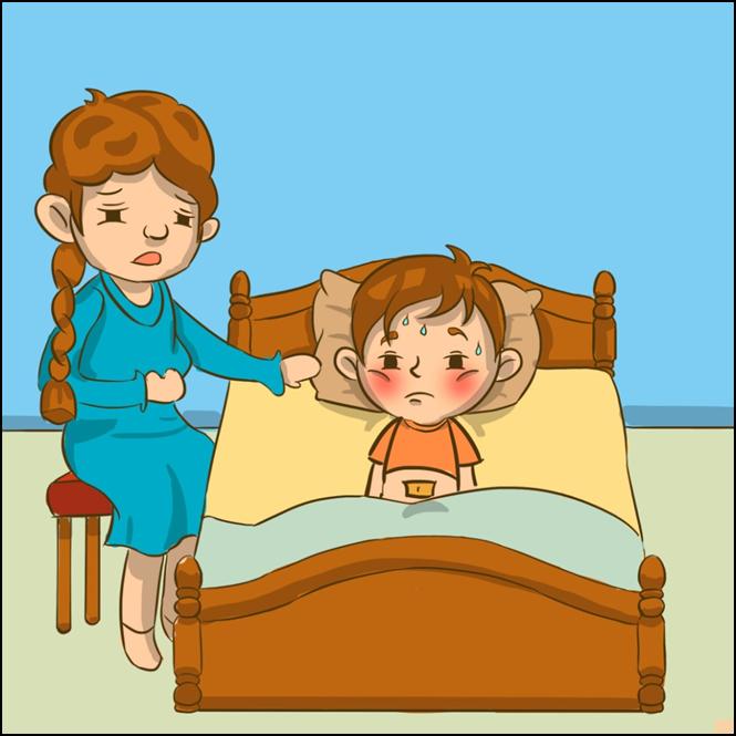 宝宝风热感冒症状有哪些?怎么缓解效果好?