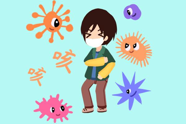 感冒后咳嗽不停多是上呼吸道炎癥