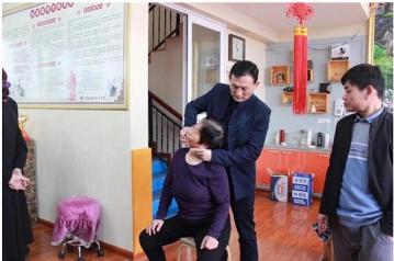 中國好醫生——邢氏寶芝林經脈順骨堂創始人  邢道國
