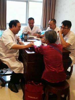 醫術精湛傳四方 醫德高尚暖人心——中國好醫生 符莊彪