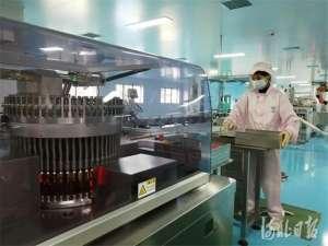 走進河北省數字化車間|神威藥業:數字化生產保安全