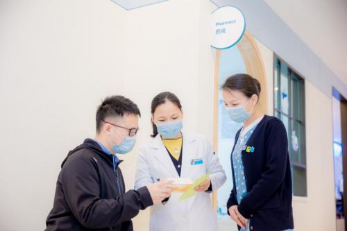 唯兒諾深圳福田門診部正式開業,開啟一站式診療新起點