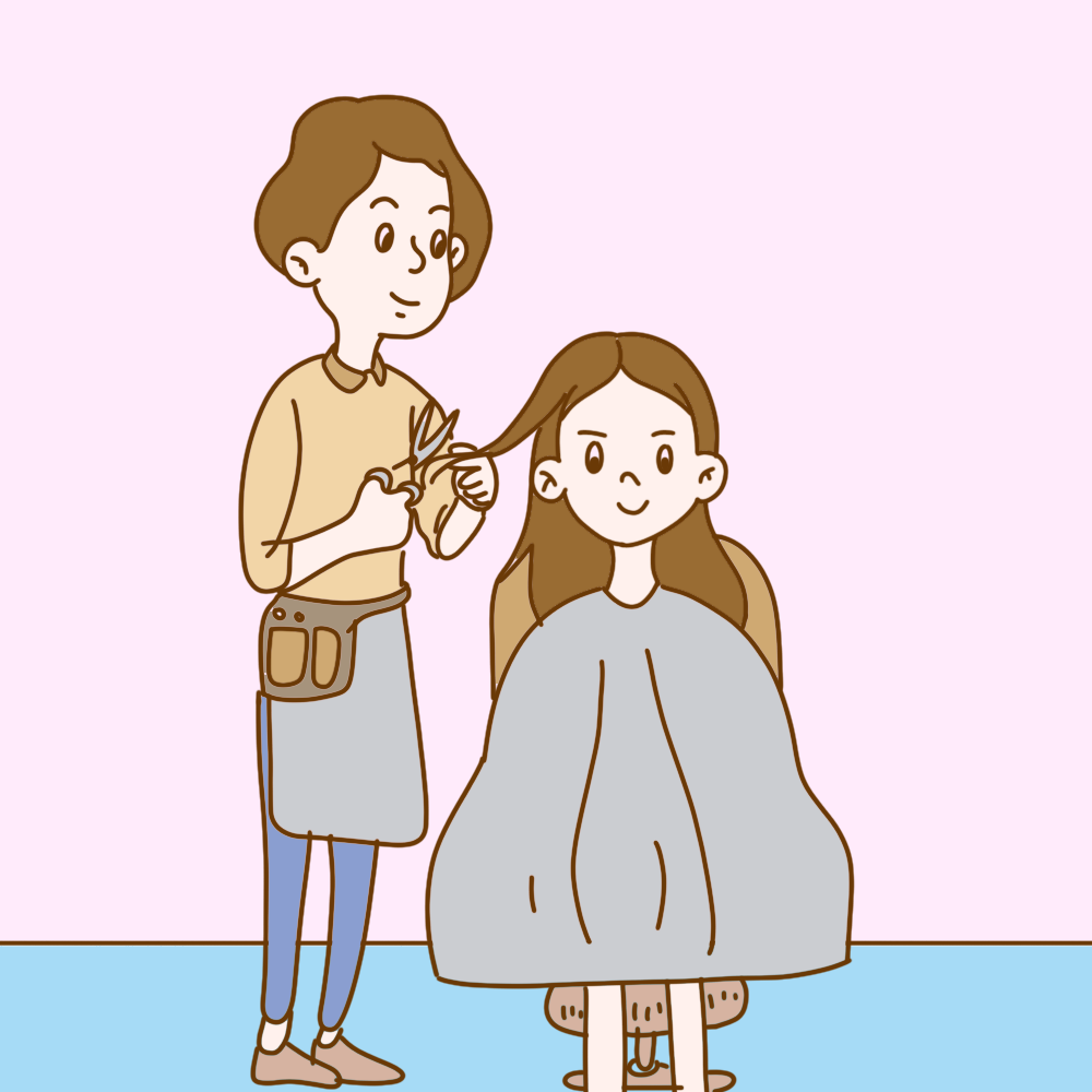开叉头发怎么解决?我们可以这样做