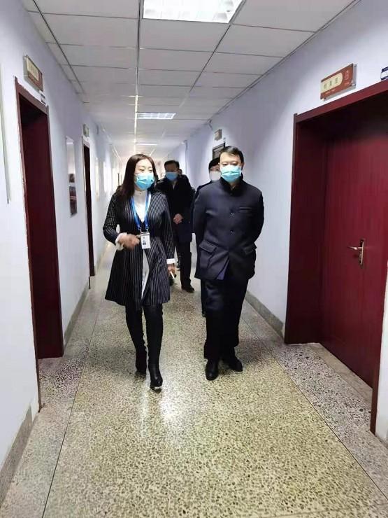 王庭凱副省長現場調研醫藥健康產業——長春雷允上藥業