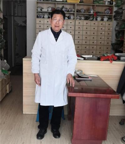 中醫國粹人物專題報道——再生障礙性貧血專家楊武生