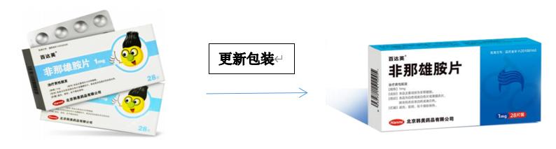 《药品上市目录集》又添1mg非那雄胺,北京韩美携十周年明星产品助战脱发
