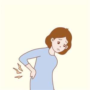 月經導致腰疼怎么治療?可別用手捶