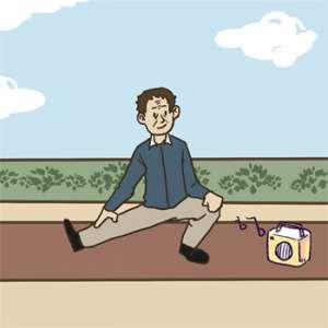 膝盖疼别再爬山跑步了,适合膝盖关节疼痛做的健身操快学起来