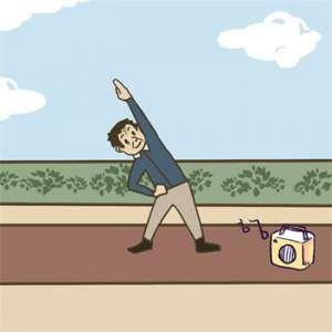 在家做健身操前需注意哪些?可别大意了!