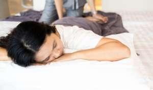 按摩能够改善睡眠
